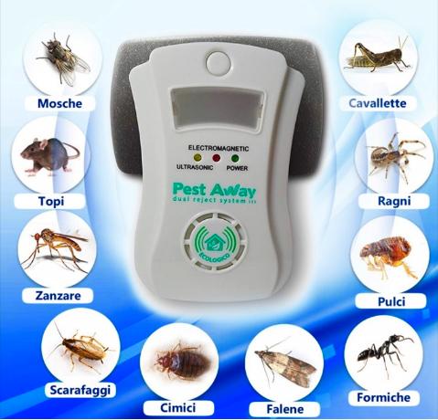 ¿Funciona el repelente ultrasónico de mosquitos Pest Away?  Aquí está la reseña