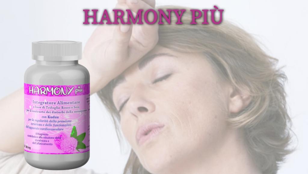 ¿Harmony Plus funciona para la menopausia?  Contraindicaciones y opiniones