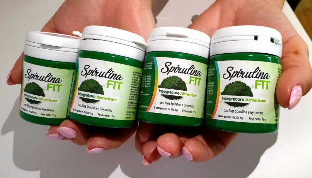 Ajuste de espirulina