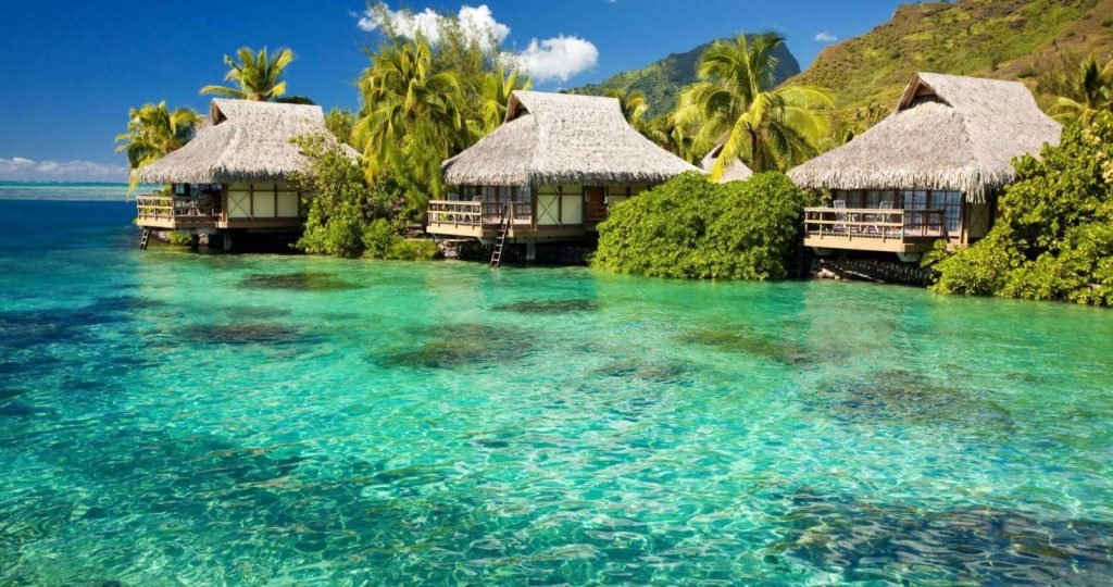 5 islas tropicales para relajarse en 2020