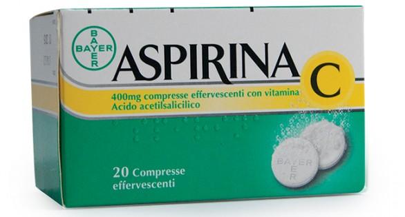Aspirina C Effervescente para qué es: precio y dosis